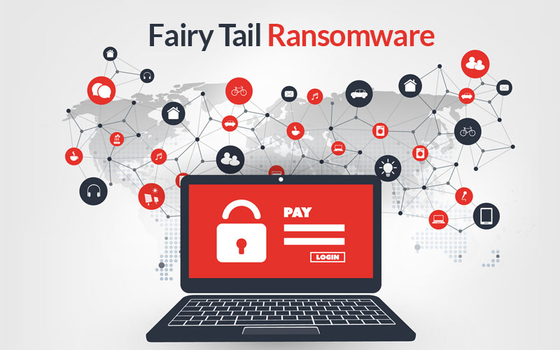 Fairy Tail Ransomware