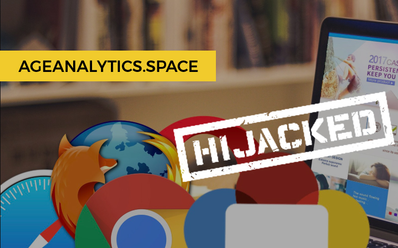 Pageanalytics.space Browser Hijacker