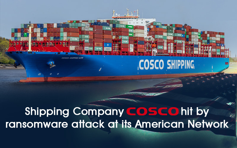 Cosco Shipping Lines Customer Service Number