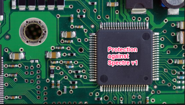 Fix for Spectre