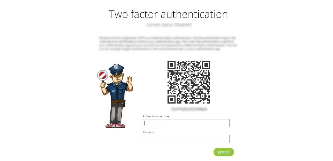 Authentiaction App