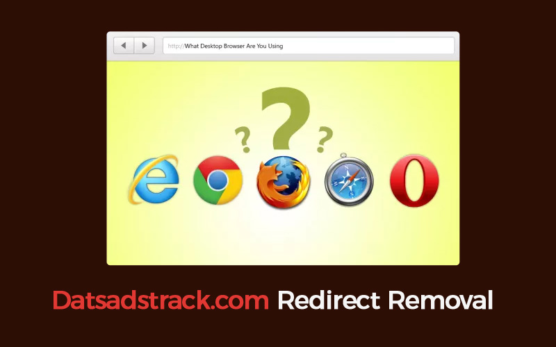 Datsadstrack.com Browser Hijacker