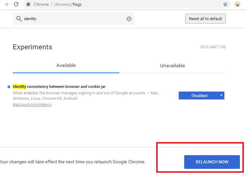 Google Chrome Auto Signs You in When You login to Gmail automaticaly
