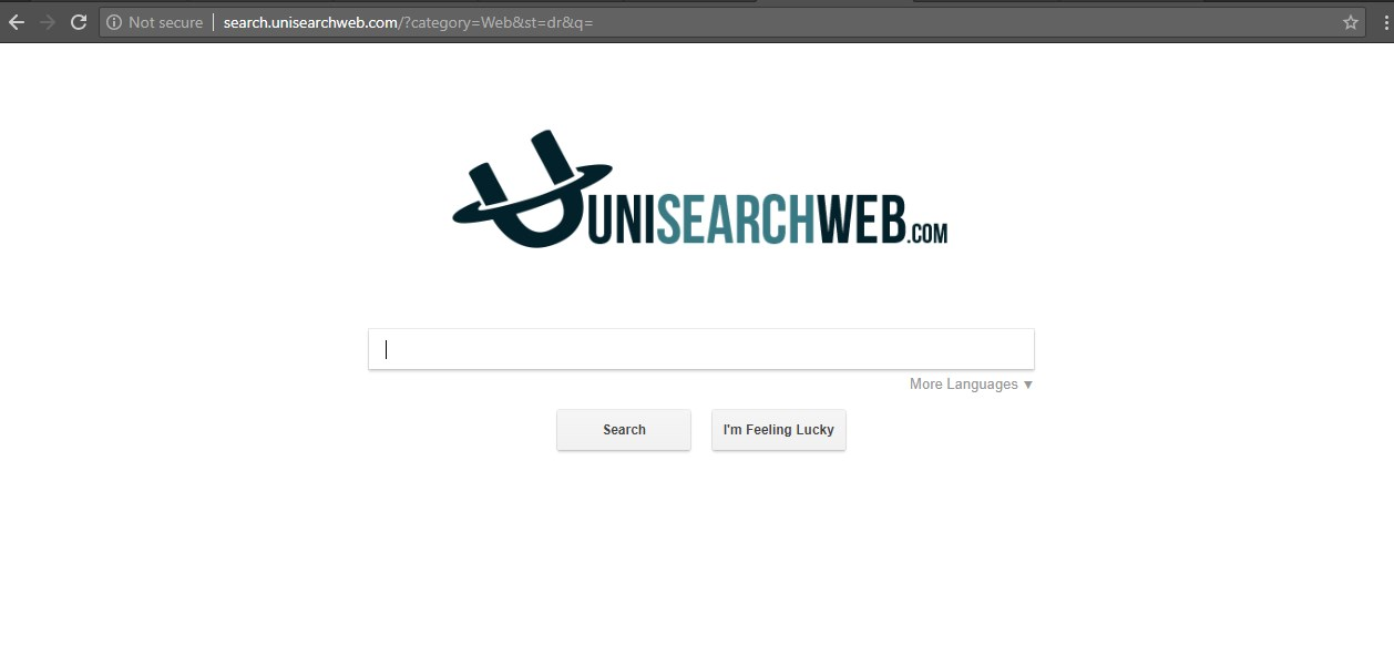 UniSearchWeb.com browser hijacker