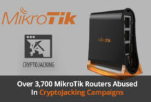 Unpatched MikroTik Routers