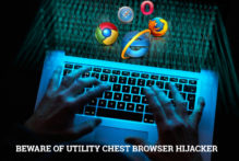 Utility Chest Browser Hijacker