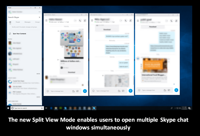 Split View Mode 2