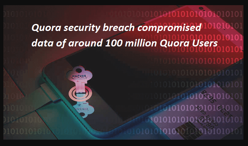 Quora data breach Temp 2