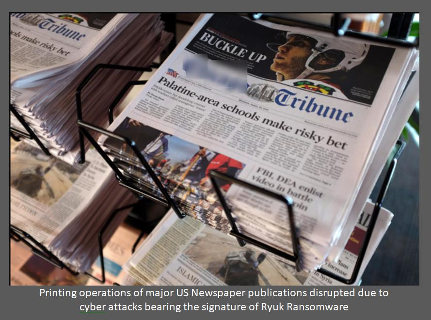 Tribune Publications impacted