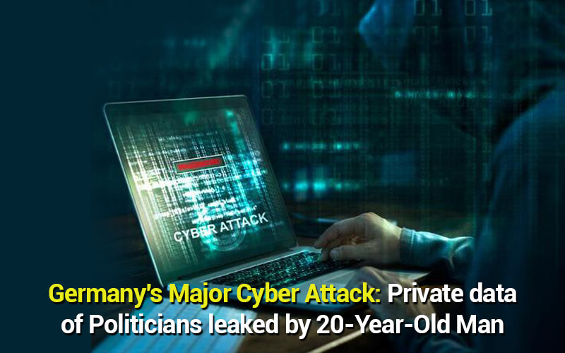 German cyber attack