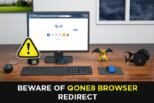 Qone8 Browser Hijacker