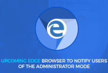 Upcoming edge browser
