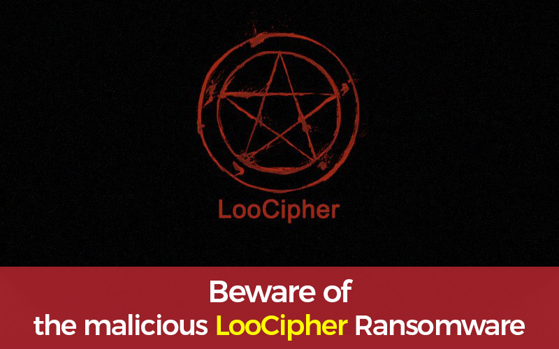 LooCipher-Ransomware Banner