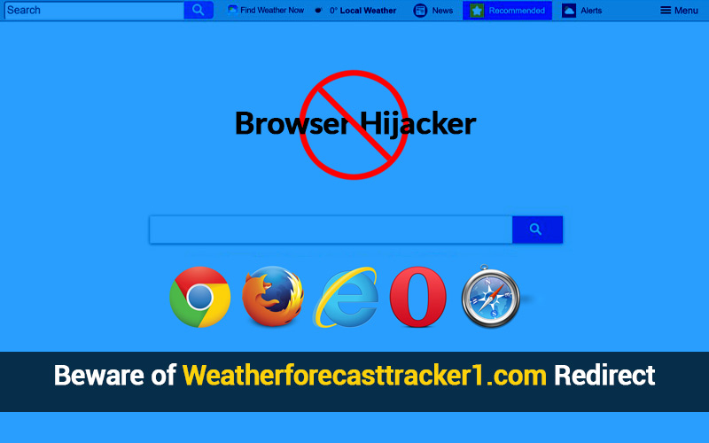 Weatherforecasttracker1.com Redirect
