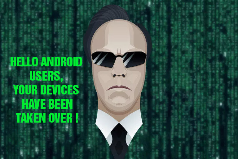 Attack of Agent Smith Virus