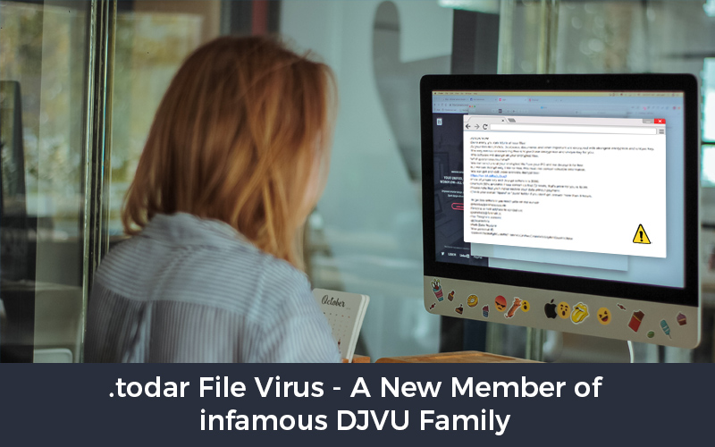 Todar file virus
