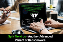 Syrk Ransomware