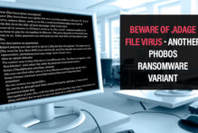 Adage Ransomware