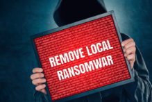 Local Ransomware