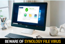Synology NAS Ransomware