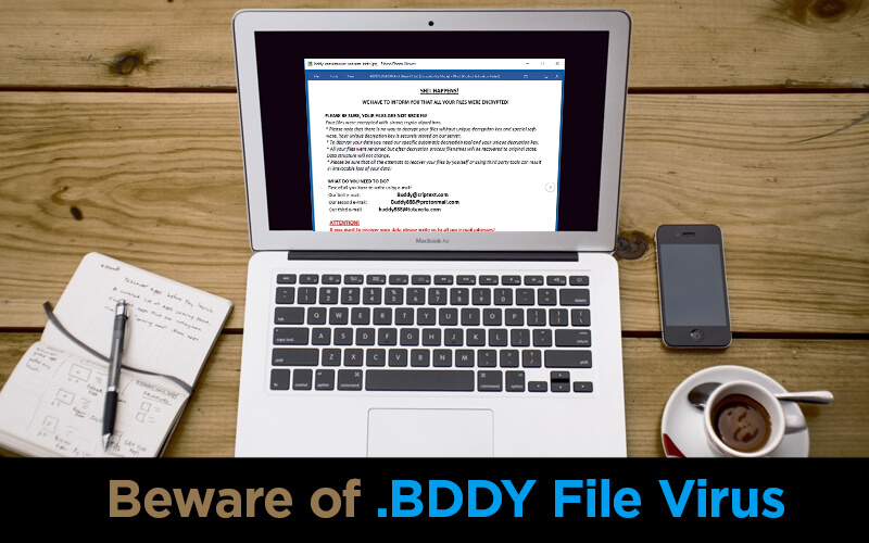 BDDY Ransomware