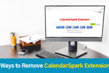CalendarSpark browser hijacker