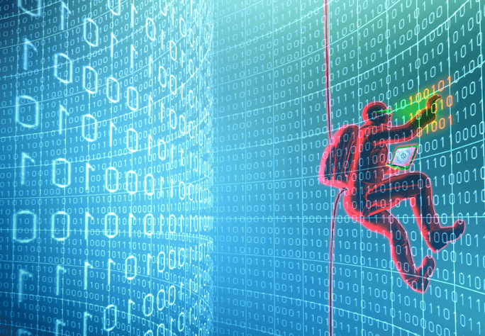 Hackers posted data online