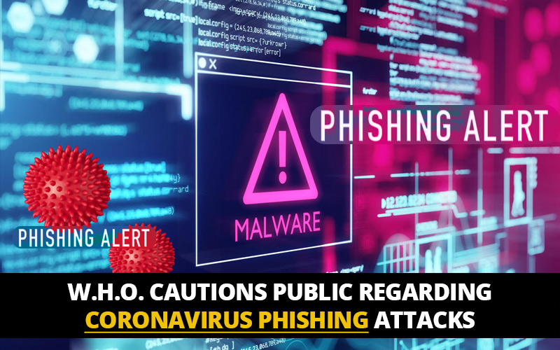 Coronavirus Phishing Attacks