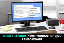 Noos Ransomware